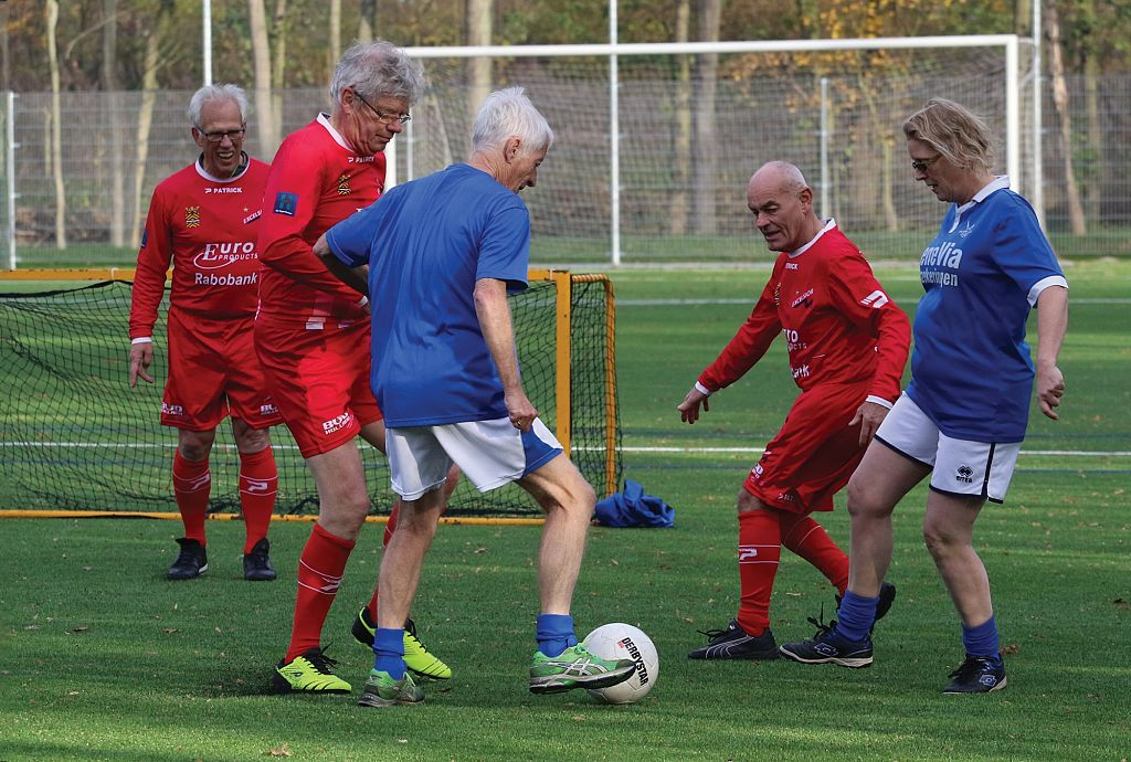 Opstart Walking Football
